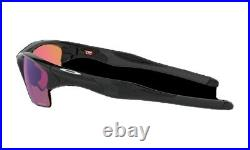 Oakley Sunglasses Half Jacket 2.0 XL Polished Black with Prizm Dark Golf Lens
