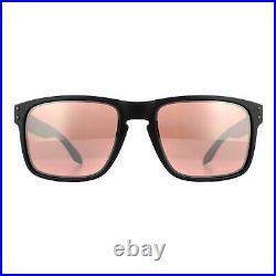 Oakley Sunglasses Holbrook OO9102-K0 Matte Black Prizm Dark Golf