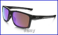 Oakley Sunglasses MAINLINK Polished Black Frame Prizm Golf Lens 009264-23