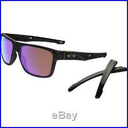 Oakley Sunglasses Mens CrossRange Prizm Golf Sunglasses