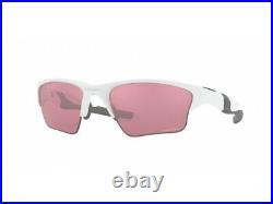 Oakley Sunglasses OO9154 HALF JACKET 2.0 XL 915463 White pink