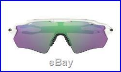 Oakley Sunglasses Radar EV Asian Fit Polished White w Prizm Golf OO9275-12