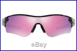Oakley Sunglasses Radarlock Path Asian Fit Polished Black Prizm Golf OO9206-25