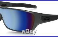 Oakley Sunglasses TURBINE ROTOR Steel Frame Prizm Deep H2O Polarized OO9307-09