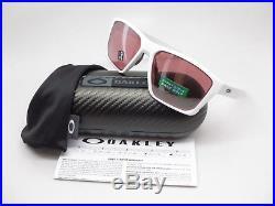 Oakley Targetline OO9397-0658 Polished White withPrizm Dark Golf Sunglasses