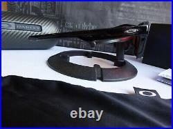 Oakley Targetline Polished Black Prizm Golf NIB