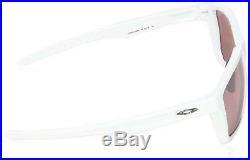 Oakley Targetline Sunglasses OO9397-0658 Polished White Prizm Dark Golf 9397 06