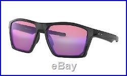 Oakley Targetline Sunglasses Polished Black Frame With Prizm Golf Lens