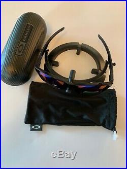 Oakley Targetline Sunglasses Polished Black Prizm Golf OO9397-0558