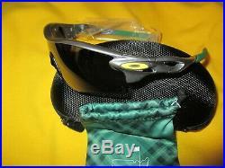 Oakley The Masters Augusta Georgia Golf Radarlock Executive Edition Sunglasses