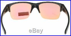 Oakley Thinlink Sunglasses OO9316-05 Matte Black Ink Prizm Golf Lens