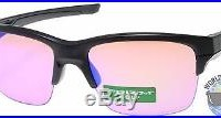 Oakley Thinlink Sunglasses OO9316-05 Matte Black Ink with Prizm Golf Lenses NIB