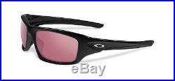 Oakley VALVE Sunglasses Polished Black Frame withG30 Black Iridiumium Lens