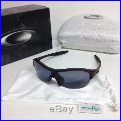 Oakley Womens Enduring Edge Sunglasses Sports Golf Running Cinder Red Gray Lens