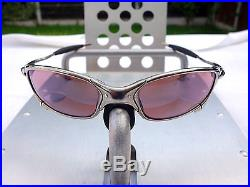 Oakley X Metal Juliet Sunglasses Polished Frame G30 Golf Ird Lens