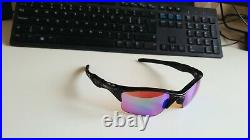 Oakley half jacket 2.0 sunglasses with Prism Lenses for Sports and Golf