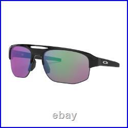 Oakley mercenary polished black prizm golf occhiali sunglasses