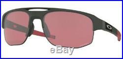 Occhiali da sole OAKLEY MERCENARY 9424-02 Matte Carbon prizm Dark Golf