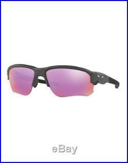 Sunglasses OAKLEY FLAK DRAFT 9364-04 Steel Prizm Golf