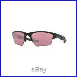 Sunglasses OAKLEY HALF JACKET 2.0 XL 9154-64 Polished Black Prizm Dark Golf