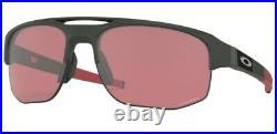 Sunglasses OAKLEY MERCENARY 9424-02 Matte Carbon prizm Dark Golf