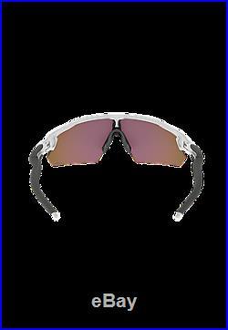 Sunglasses Radar EV Path Polished White, Prizm Golf