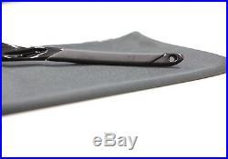 USED Oakley Sunglasses RadarLock Path (AF) Polished Black Prizm Golf OO9206-25