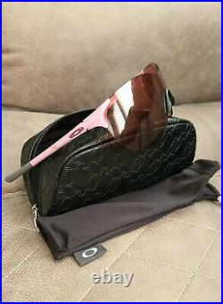 Women's Oakley Lavender Prism/Dark Golf Lens Sunglasses